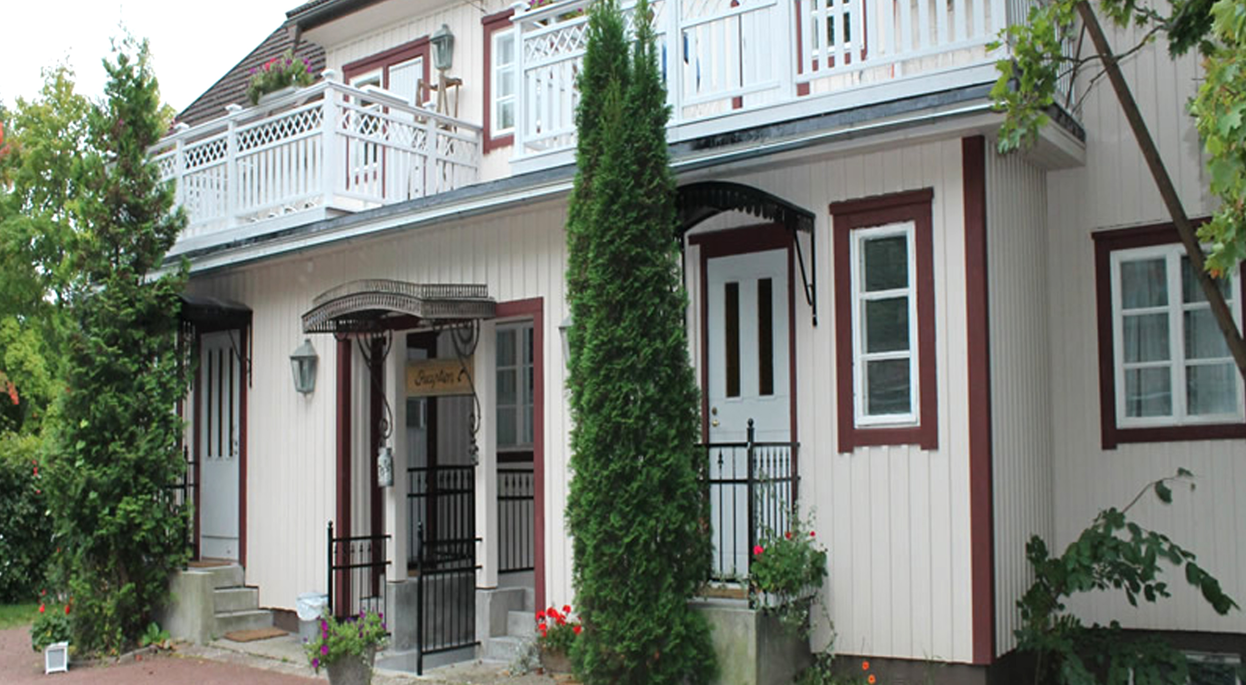 Traditional accommodation inOld Town Naantali
